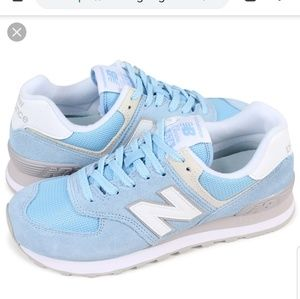 New balance 574 ladys sneakers